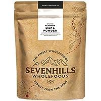 Sevenhills Wholefoods Maca Gelatinizada En Polvo Orgánico 500g