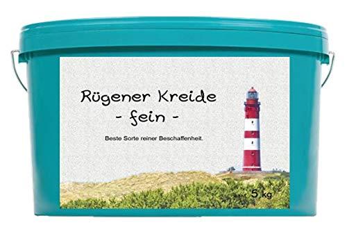 Rügener Schlämmkreide/Reines Calciumcarbonat z.B. zur Farbenherstellung