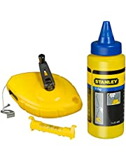 Stanley 0-47-443 30M Chalk Line Kit