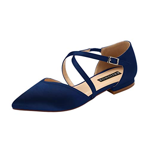 Top 10 best selling list for flat navy occasion shoes