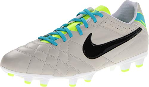 Nike Mercurial Vapor XI CR7 FG JR 852489 401, Sneaker Unisex-Adulto, Mehrfarbig (Indigo 001), 38 EU