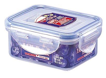 Lock&Lock Frischhaltedose-111000000805 Frischhaltedose, Kunststoff, transparent, 29 cm