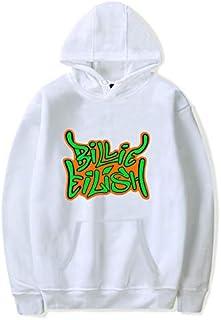Billie Eilish Fashion Printed Hoodies Women/Men Long Sleeve Hooded Sweatshirts Hot Sale Casual Trendy Streetwear Hoodies