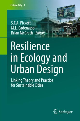 Resilience in Ecology and Urban Design: Linking Theory and Practice for Sustainable Cities (Future City Book 3) (English Edition)