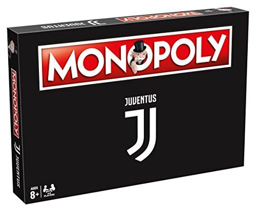 Winning Moves 31486 Gioco da Tavolo - Monopoly Squadre di Calcio - Juventus Edizione da Collezione