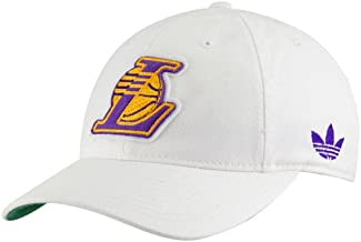 Los Angeles Lakers adidas NBA Tri Color Team Logo Knit Basketball Hat Beanie