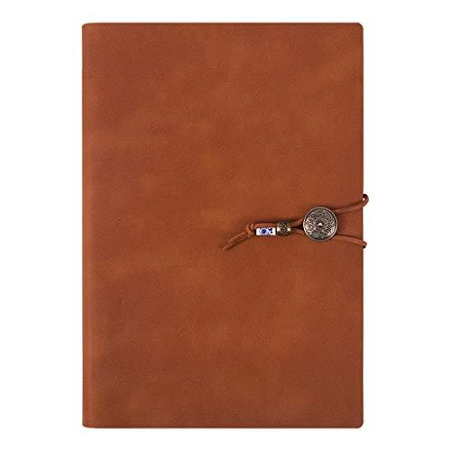 yangdan HF - Cuaderno de hojas sueltas (A5), diseño de hojas