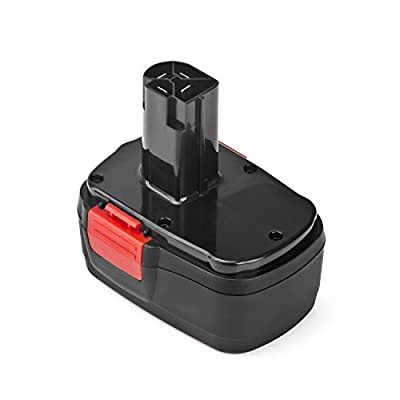 ExpertPower® 14.4v 2.0Ah/ 2000mAh NiCad Battery for Craftsman 11044, 130279002, 130251008, 1325101, 1322522