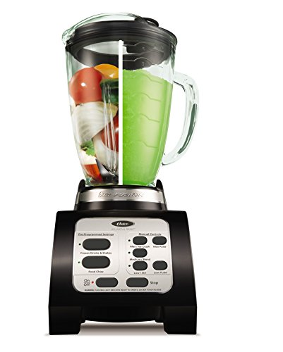 Oster BRLY07-B00-NP0 B 7-Speed Fusion Blender, Black