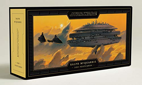 Star Wars Art: Ralph McQuarrie - 100 Postcards -: Postcardbook