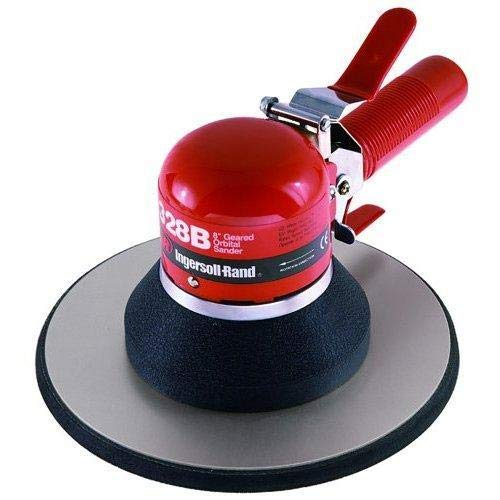 Ingersoll-Rand 8 Inch Air Geared Orbital Sander 825 RPM