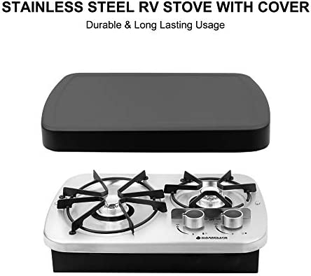 Rv stove sink combo _image3