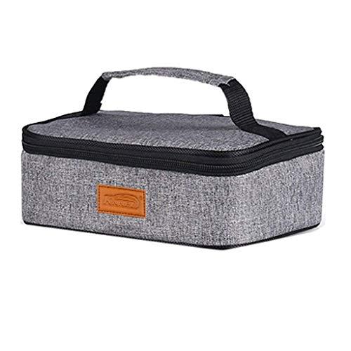 miwaimao Paquete de refrigeración 2.5L paquete de aislamiento de la bolsa de almuerzo bolsa paquete de hielo frío paquete caliente y frío paquete