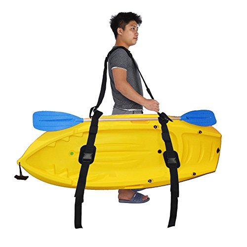 Correa de Transporte de Tabla de Surf,Correa de Hombro de Tabla de Surf Canoa de Kayak Ajustable Sup Tabla de Surf Stand Up Paddle Board con Bolsa de Almacenamiento