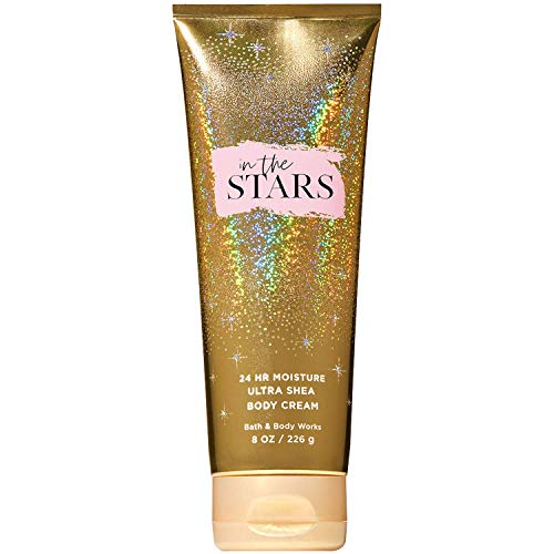 Bath And Body Works In The Stars Ultra Shea Body Cream Limited Edition 8 Ounce