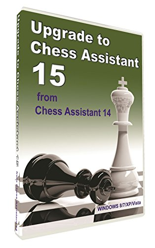Chess Assistant 15 - Upgrade from CA 14
