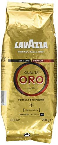 Lavazza Kaffeebohnen - Qualita Oro - 1er Pack (1 x 250 g)