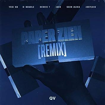 Paper Zien (feat. D-Double, Jack, Sevn Alias & Josylvio) [Remix]