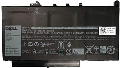 Dell Latitude E7270, E7470 42WHr 3-Cell Primary Battery KNM09 451-BBWR V6VMN