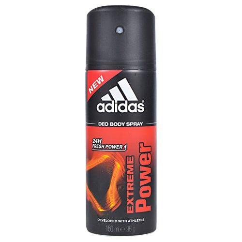 Adidas Extreme Power Deodorant Spray for Men, Fresh, 5 Ounce