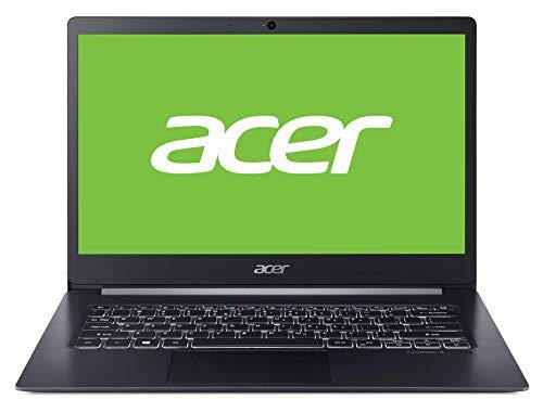 "Acer TravelMate X5 TMX514-51 - Ordenador Portátil de 14"" Full HD con Procesador Intel Core i5-8265U, RAM de 8GB, SSD de 512GB, Intel UHD Graphics, Windows 10 Pro, Negro - Teclado"