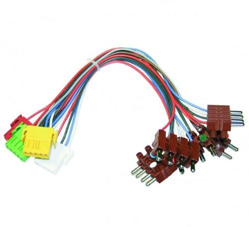 Unbekannt Adapterkabel (BO) f Kochfeld, passend zu Geräten von:Ignis Whirlpool