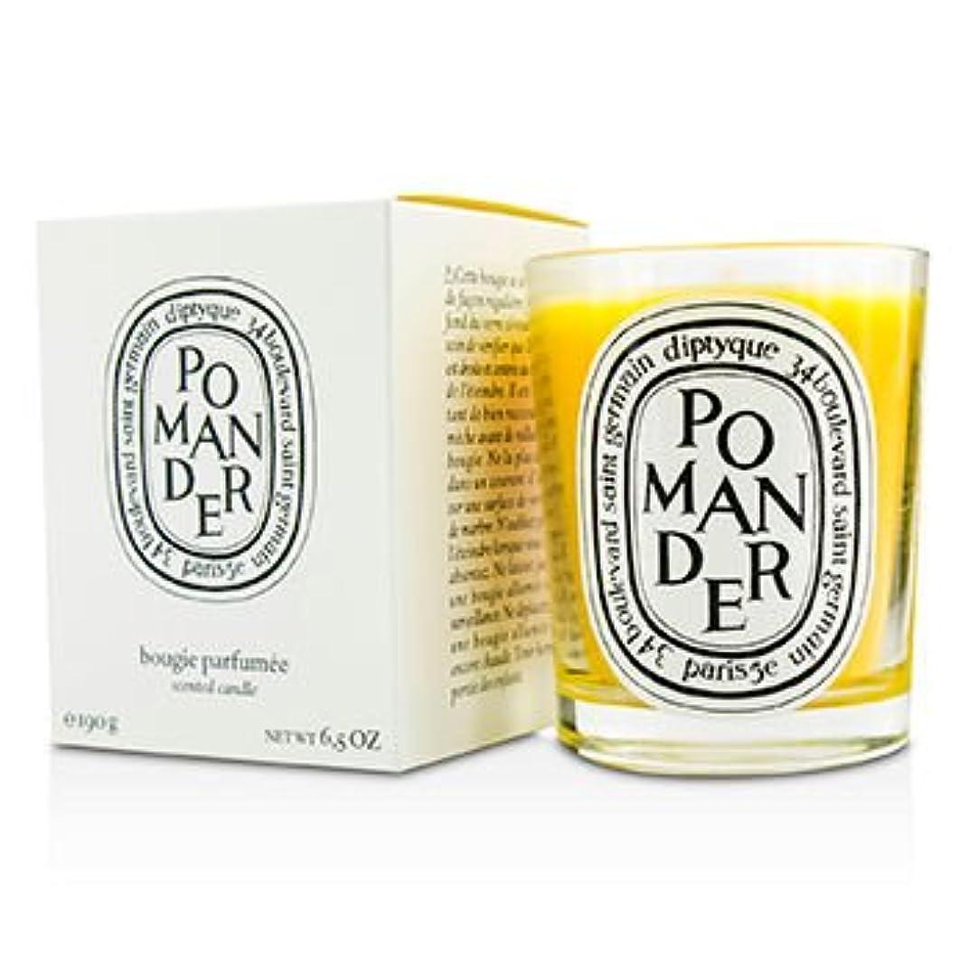 ニュース優雅な月曜[Diptyque] Scented Candle - Pomander 190g/6.5oz