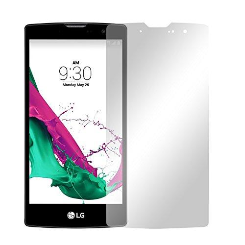 Slabo 4 x Bildschirmschutzfolie für LG G4c Bildschirmfolie Schutzfolie Folie Zubehör Crystal Clear KLAR