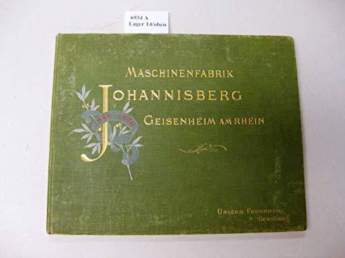 Johannisberger Album Blätter.