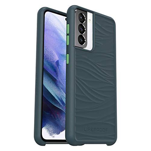 Lifeproof Wake Protezione Anti-Caduta Eco-Sostenibile per Samsung Galaxy S21 in Plastica Riciclata, Grigio
