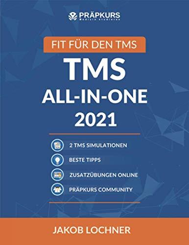 TMS All-In-One 2021: 2 TMS Simulationen, Beste Tipps, Zusatzübungen Online, Präpkurs Community