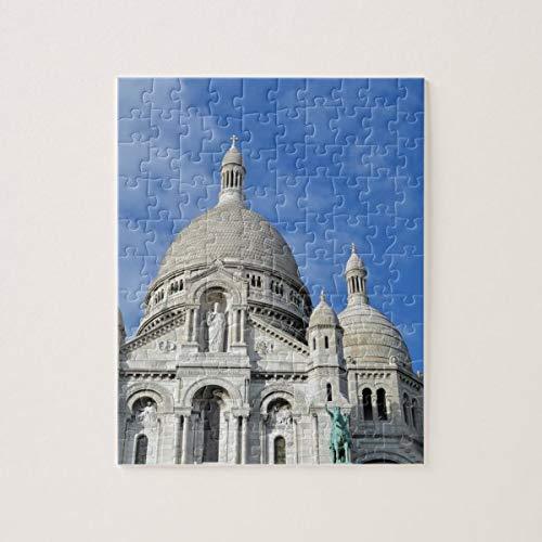 CICIDI Sacré-Cœur, Paris, France Jigsaw Puzzle 1000 Pieces for Adult Entertainment DIY Toys , Graet Gift Home Decor