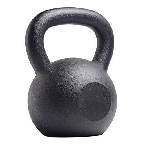 YXFF Kettlebell Hierro Fundido Base con Goma Antideslizante,para Entrenamiento Muscular