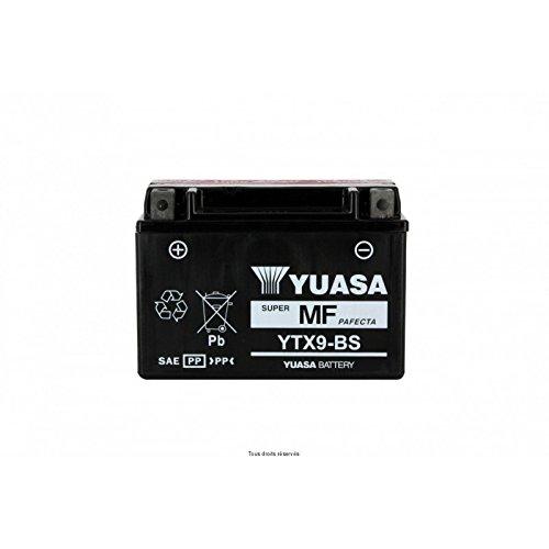 Yuasa–Batteria Yuasa YTX9-BS Kawasaki Z 750R 2011–2013