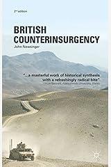 British Counterinsurgency by John Newsinger (2015-10-02) Paperback