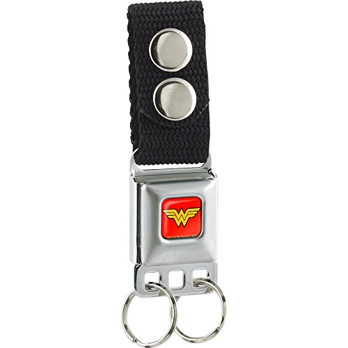 Buckle-Down Keychain - Wonder Woman