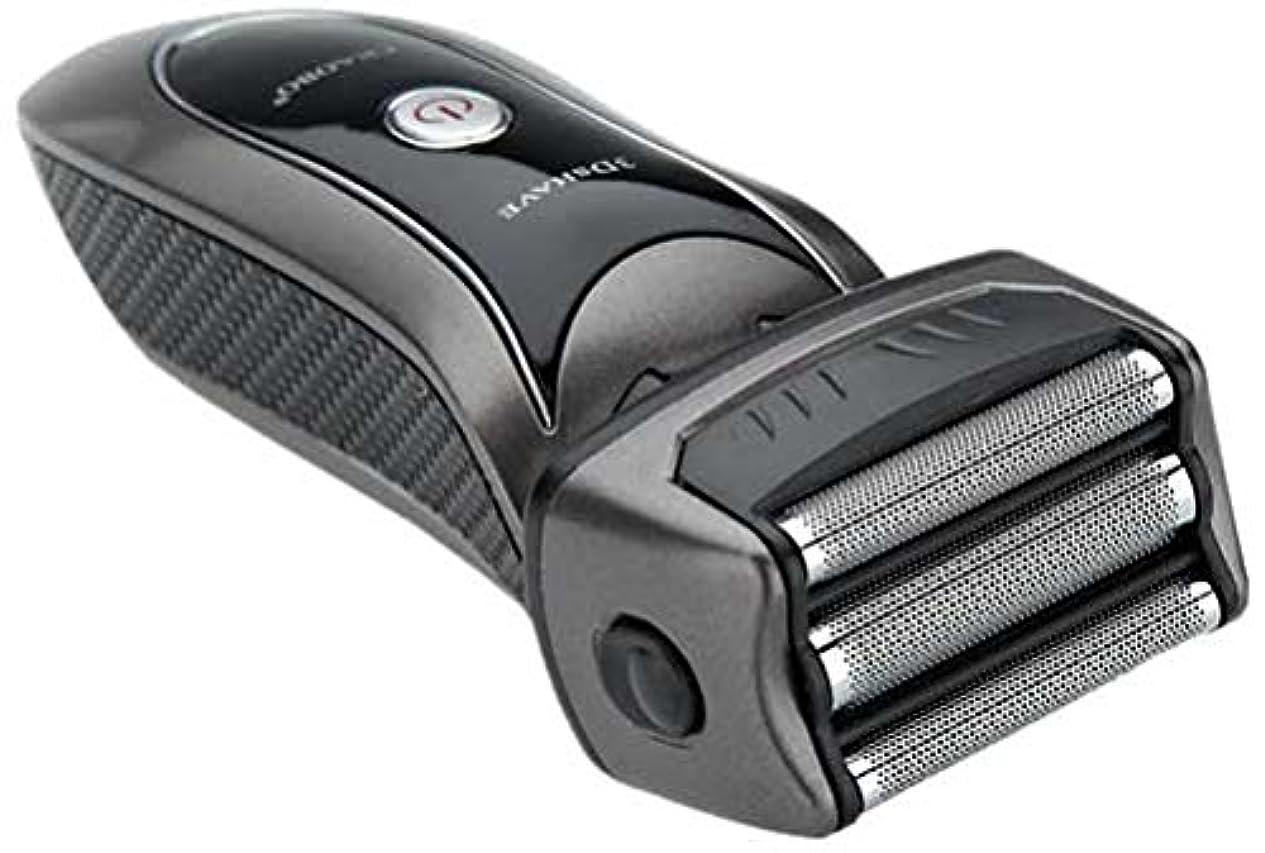 遡る眉をひそめる前に3枚刃 3Dシェーバー&鼻毛カッター IT-1019