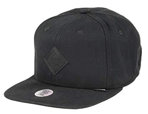 Djinns - Flex Basic Beauty (Black) - Snapback Cap Baseballcap Hat Kappe Mütze Caps