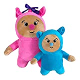 Baby Tv Billy and Bam Plush Toy Cartoon Stuffed Doll Gifts for Children 2pcs 20to30Cm