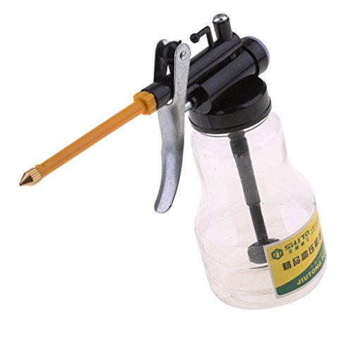 B Blesiya Bomba de Mano para Aceite Lubricante Grasa Instalación Eléctrica Suministros...