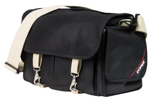 Domke Rugged Wear Chronicle Press Field Shoulder Bag - Black/Sand