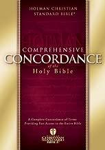 HCSB Comprehensive Concordance (Holman Christian Standard Bible)