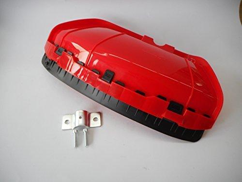 Schneidschutz Mähschutz Messerschutz Schutz für Motorsense Freischneider Sense #