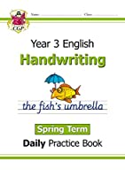 New KS2 Handwriting Daily Practice Book: Year 3 - Spring Term
