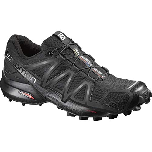Salomon Speedcross 4 Trail Running Shoe for WomenBlack