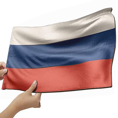 Russland Flagge als Lampe aus Holz - schenke deine individuelle Russland Fahne - kreativer Dekoartikel aus Echtholz
