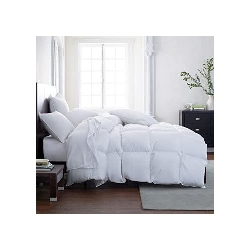 Fluffy White Comforter: Amazon com