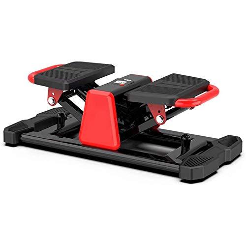 Rindasr huishoudelijke gewichtsverlies machine stille stepper multifunctioneel pedaal binnen-pedaalmachine fitnessapparaten, slankheidsoefening kachelpijp klimmachine