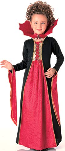 Rubies - Vestido de vampiresa gótica