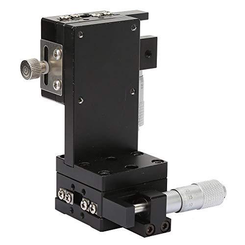 Lineaire beweging schuiftafel, SEMXZL40-AS XZ Hoge precisie dwarsrol Lineaire beweging Handmatige tafel schuiftafel 40 * 40 mm
